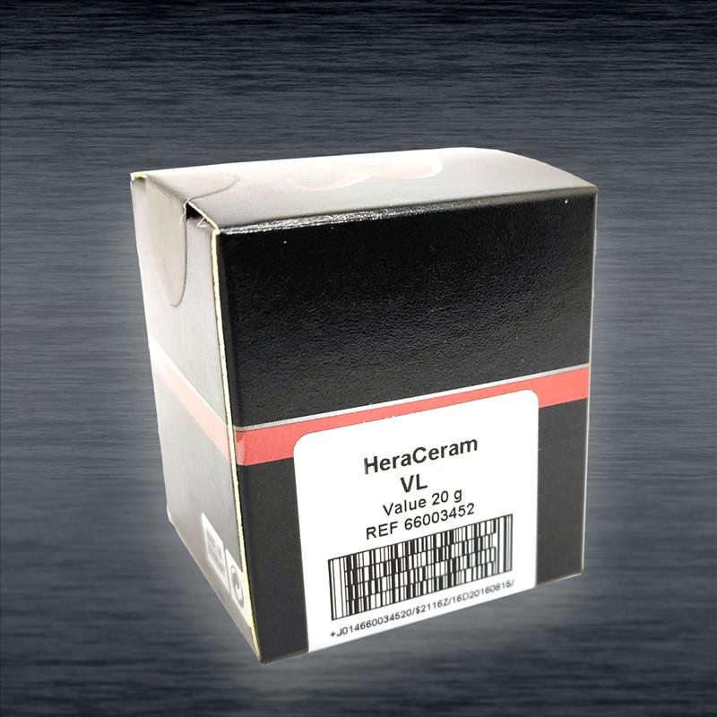 Heraceram    Value  20 gr VL 1