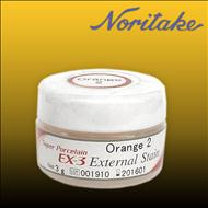 NORITAKE  E Stain orange 2      3 gr
